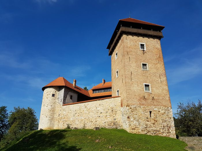 The Dubovac Castle
