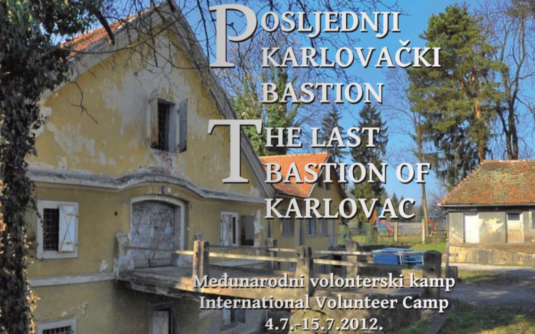 Bastion Sv. Josipa – međunarodni volonterski kamp