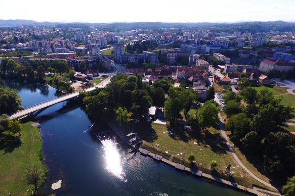Karlovac, Korana