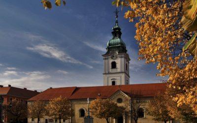 Crkva Presvetog Trojstva i Franjevački samostan