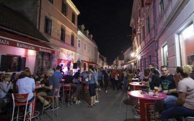 Radićeva street