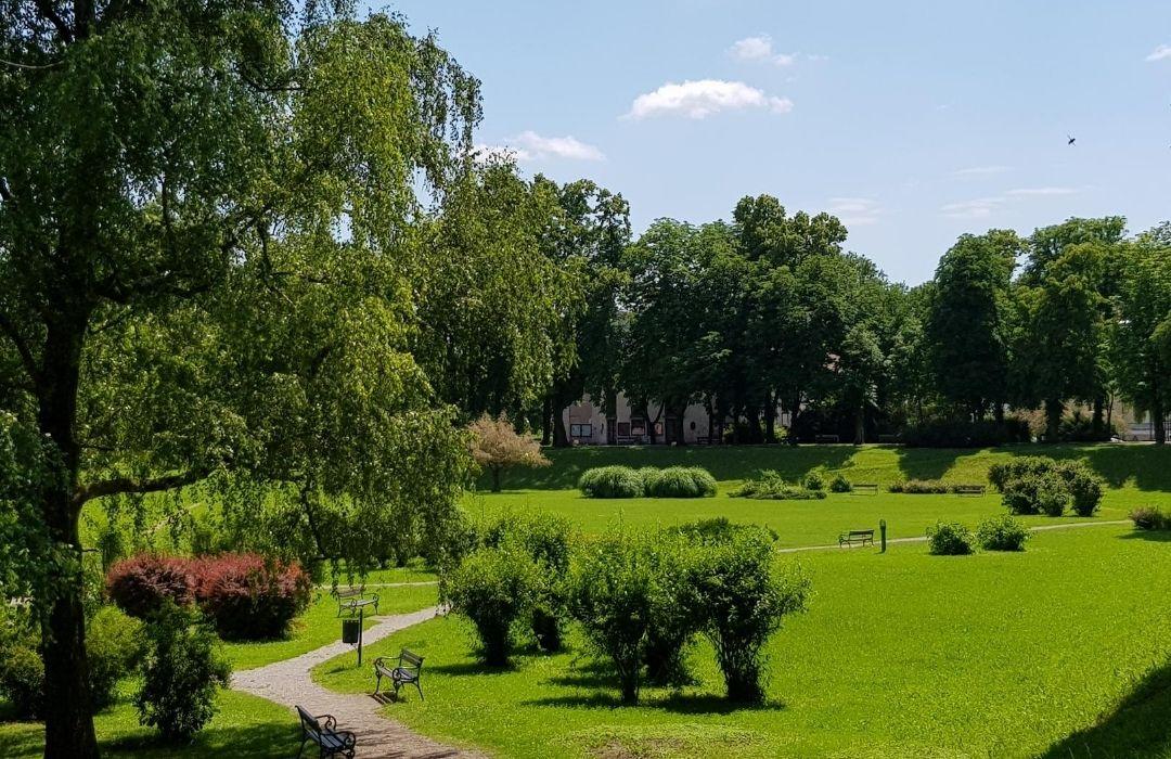 park Karlovac Promenada