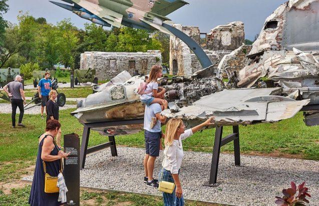 Muzej Domovinskog rata Karlovac Turanj