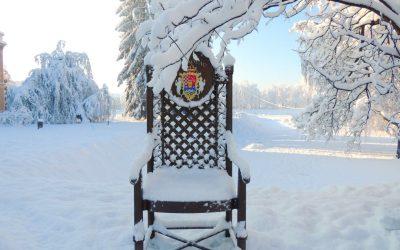 Karlovac in Winter