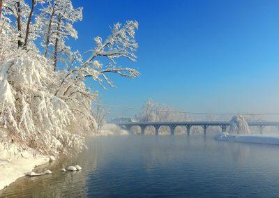 Karlovac winter
