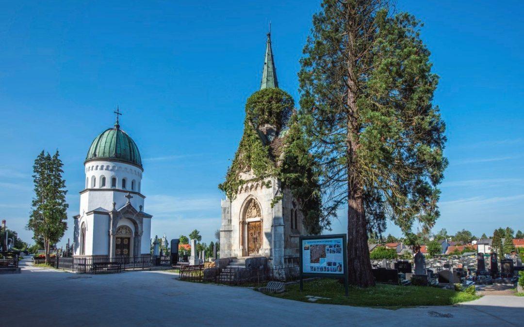 Ruta katoličkim grobljem Dubovac