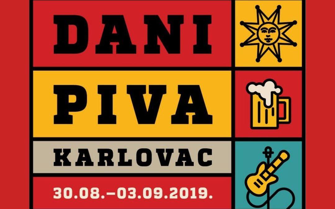 Dani piva Karlovac – program