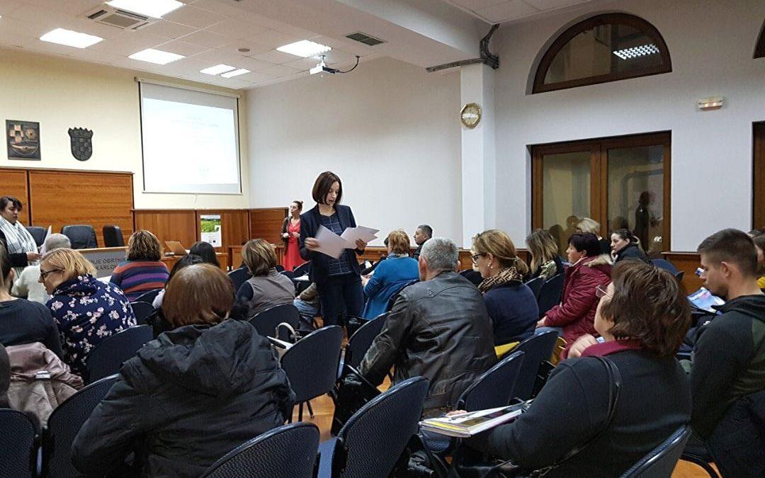 TZ grada Karlovca organizirala edukaciju za male iznajmljivače