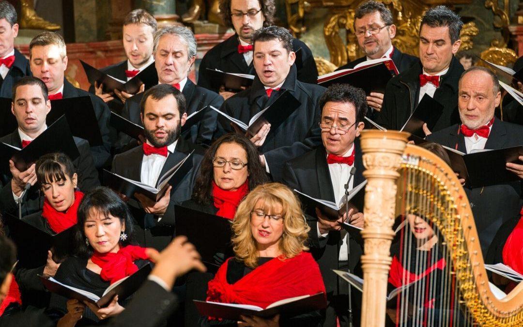 Božićni koncert Zbora HRT-a