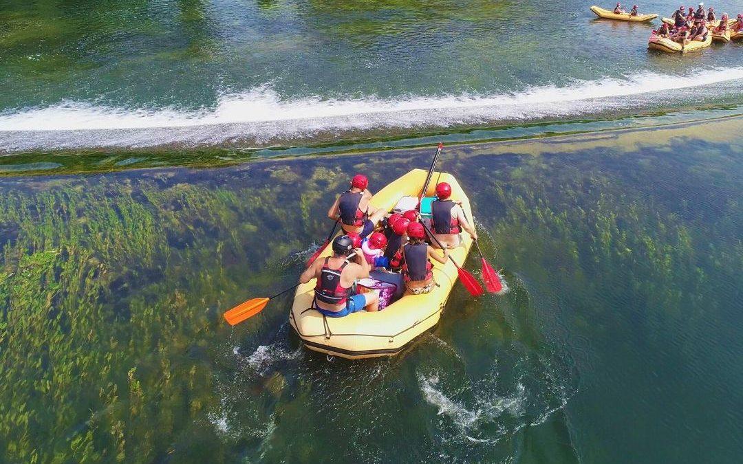"""Safari rafting """"Od ušća do ušća"""""""