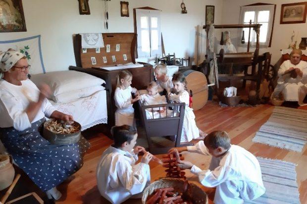 Etno kuća Vučjak Karlovac