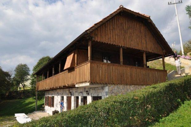 Etno kuća Vučjak