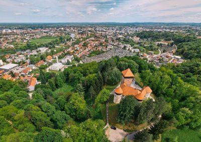 Stari grad Dubovac Karlovac