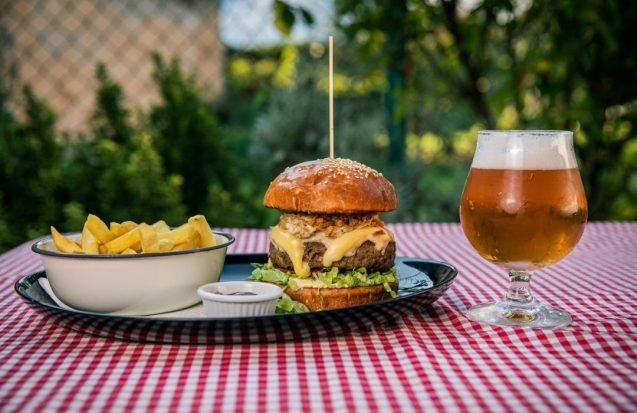 Kostanjac Karlovac burger 1579