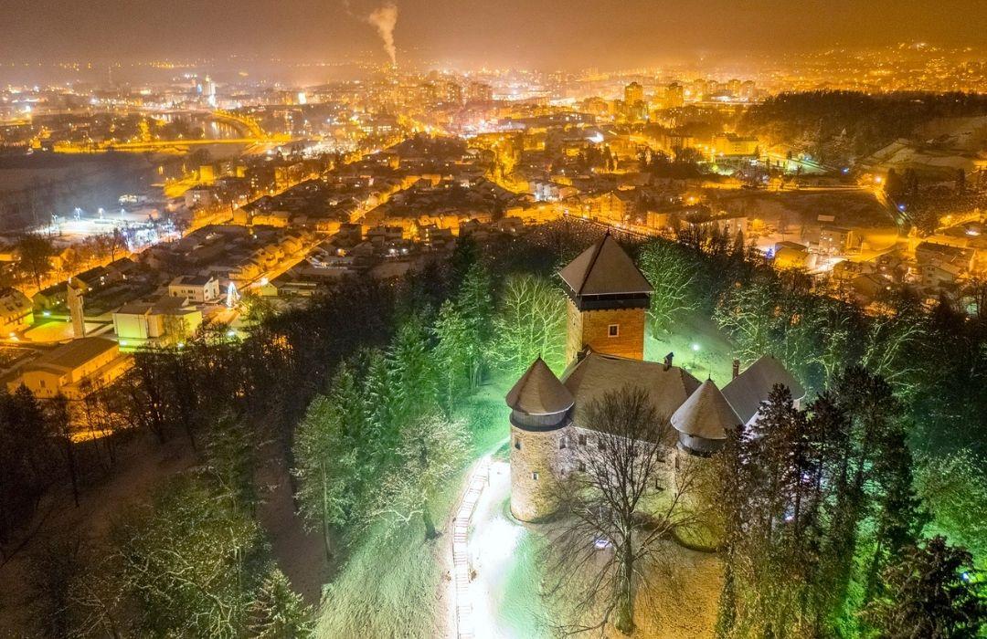 Stari grad Dubovac - top 5 zima