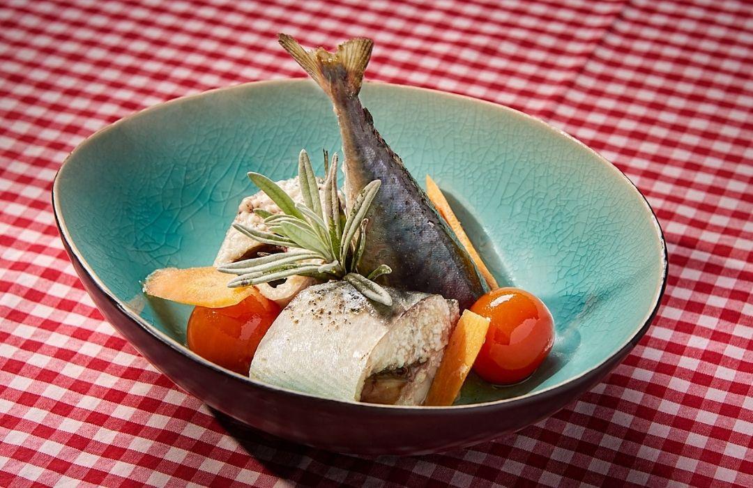 Konoba Kostanjac Karlovac riba
