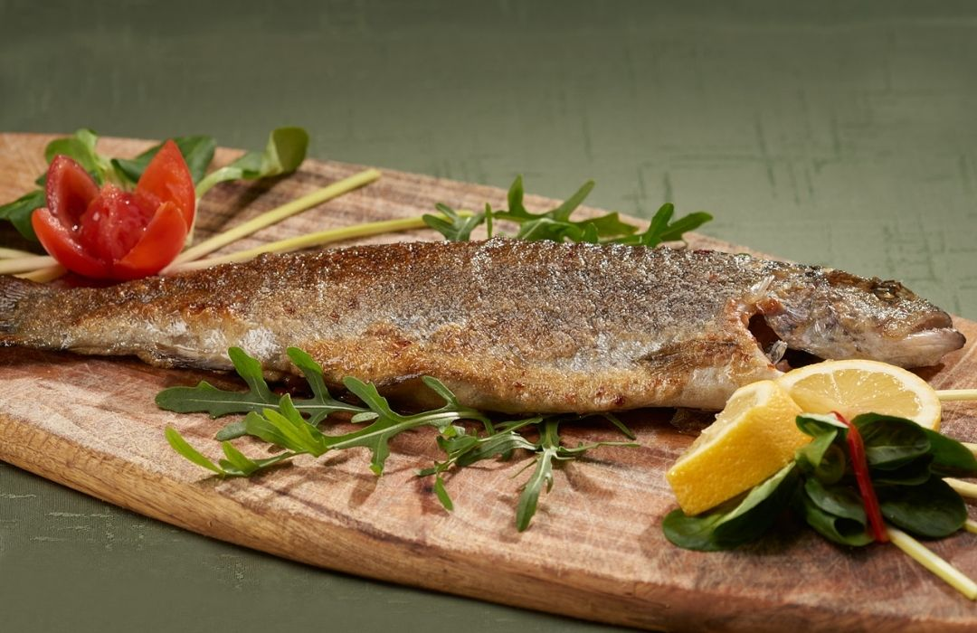 Restoran Dobra Karlovac jela od ribe