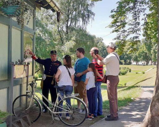 Besplate ture u pratnji turističkih vodiča Karlovac