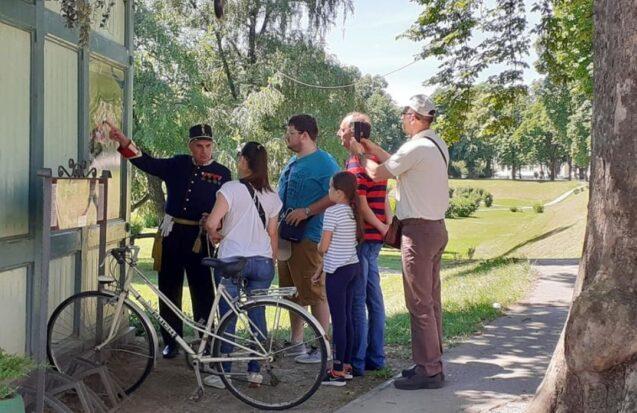 Karlovac - besplatne vođene ture