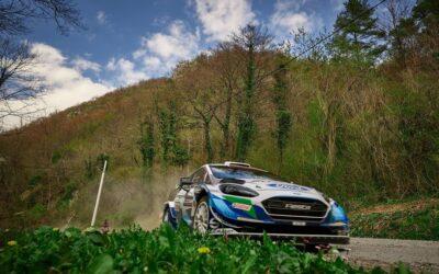 WRC Croatia Rally u Karlovcu budi i duh slavnih motokros dana!