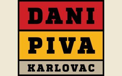 """NATJEČAJ za zakup javnih površina i montažnih objekata ugostitelja i trgovaca na manifestaciji """"Dani piva Karlovac 2021."""""""